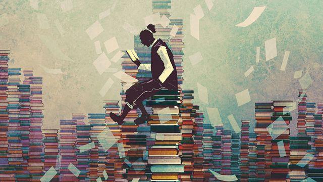 Tsundoku es acumular libros