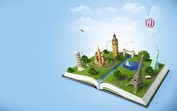 Libros con los que conocerás el mundo