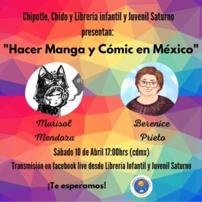 Evento Libreria - Berenice Prieto