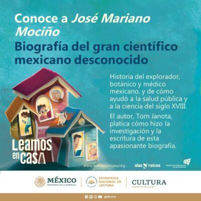 José Mariano Mociño Video promocional 1