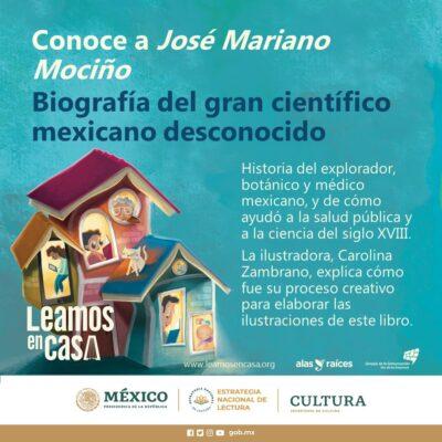 José Mariano Mociño Video promocional 2