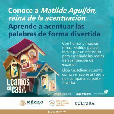Matilde Aguijón Promocional 1