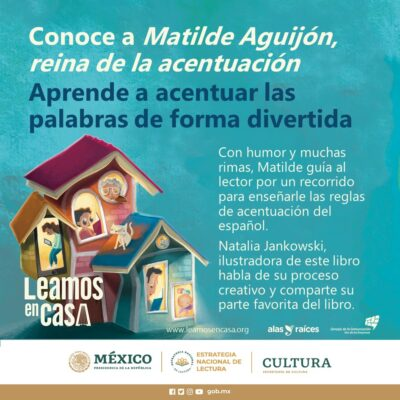 Matilde Aguijón Promocional 2
